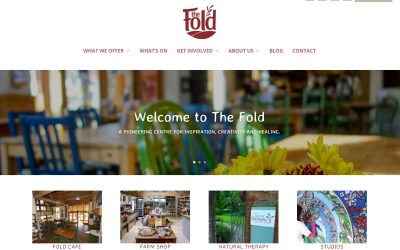 The Fold online shop open