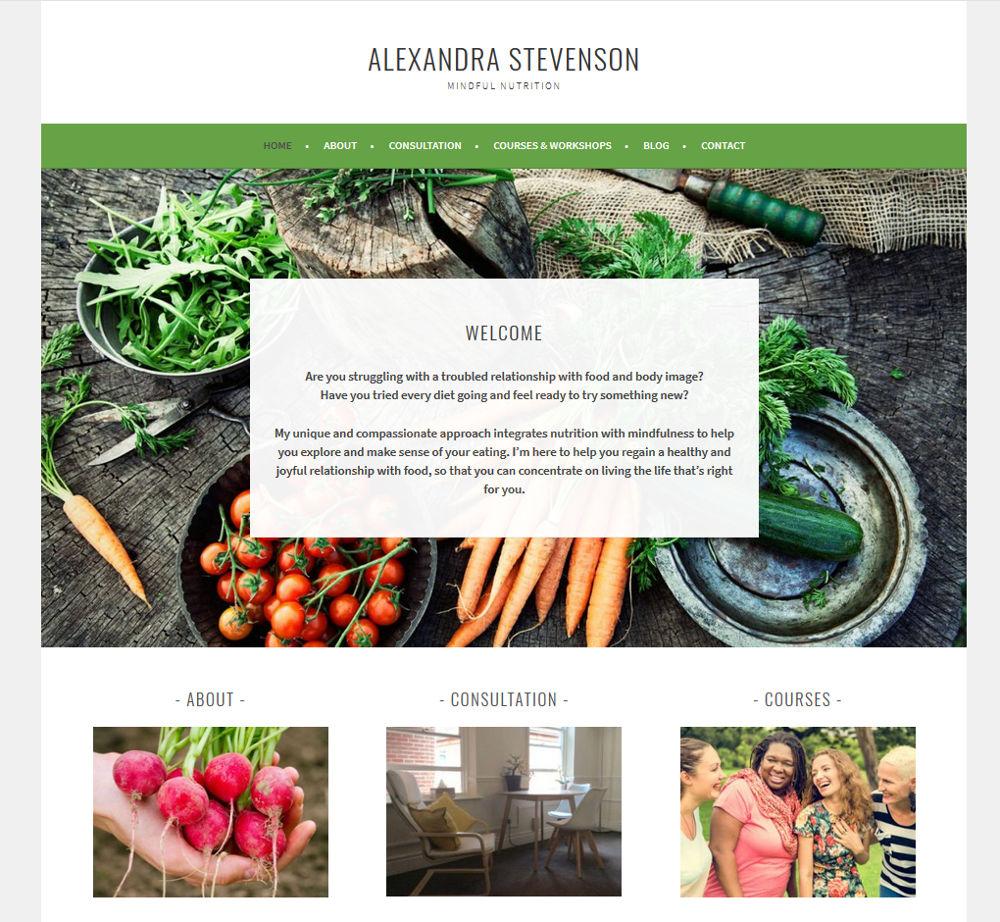 AlexandraStevenson.me.uk