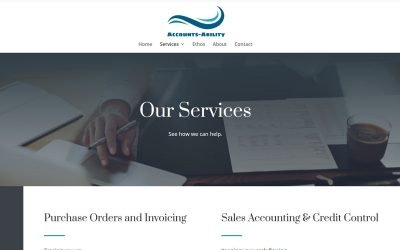 Latest website: Accounts Ability