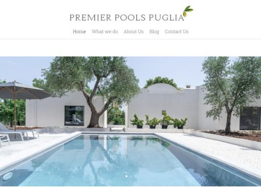 Premier Pools Puglia