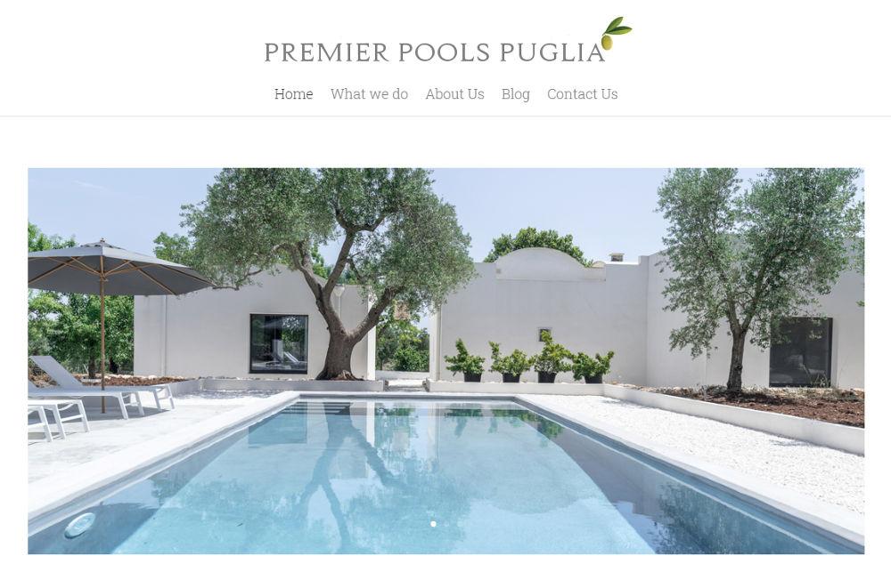 Premier Pools Puglia