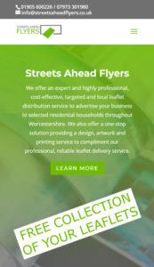 Streets Ahead Flyers