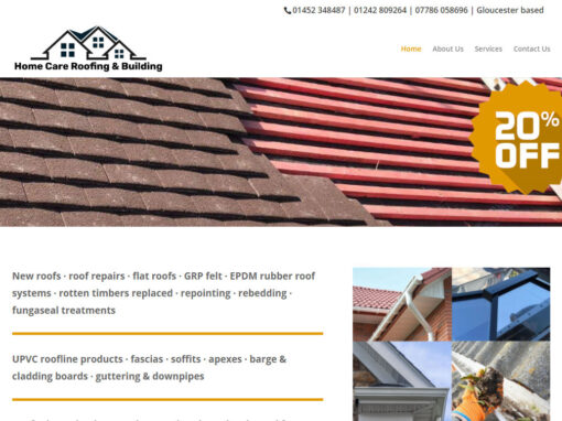 Home Care Roofing & Building