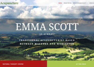 Emma Scott Acupuncture